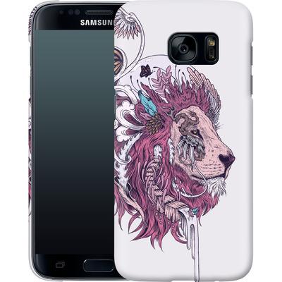Samsung Galaxy S7 Smartphone Huelle - Unbound Autonomy von Mat Miller