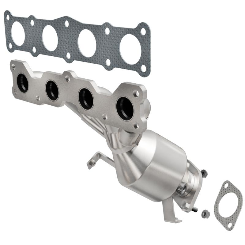 MagnaFlow 452047 Exhaust Products Manifold Catalytic Converter Kia Optima Front 2006 2.4L 4-Cyl