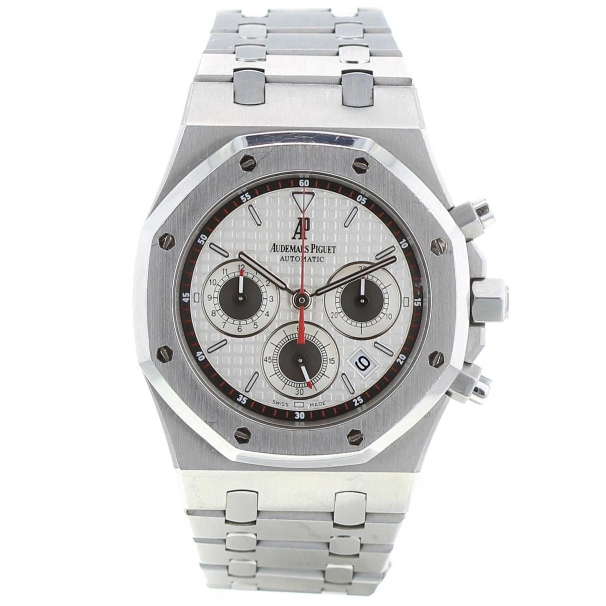 Audemars Piguet Royal Oak Offshore White White gold watch for Men \N