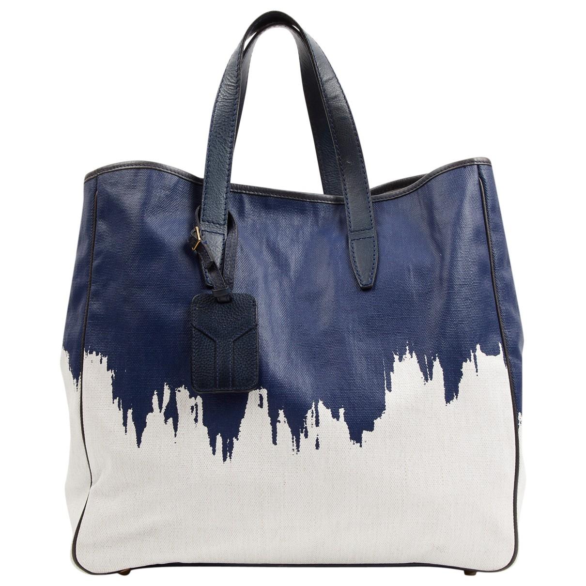 Yves Saint Laurent \N Multicolour Cloth handbag for Women \N
