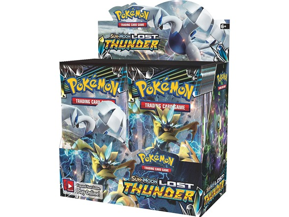 Pokemon: Sun & Moon Booster Box (36 Pk)