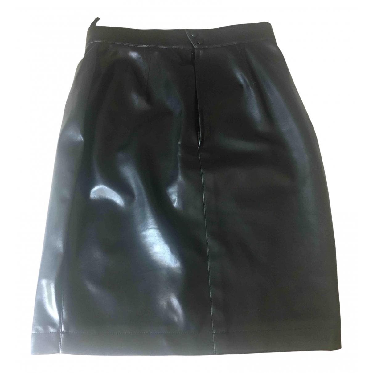 Mugler \N Black skirt for Women 42 FR