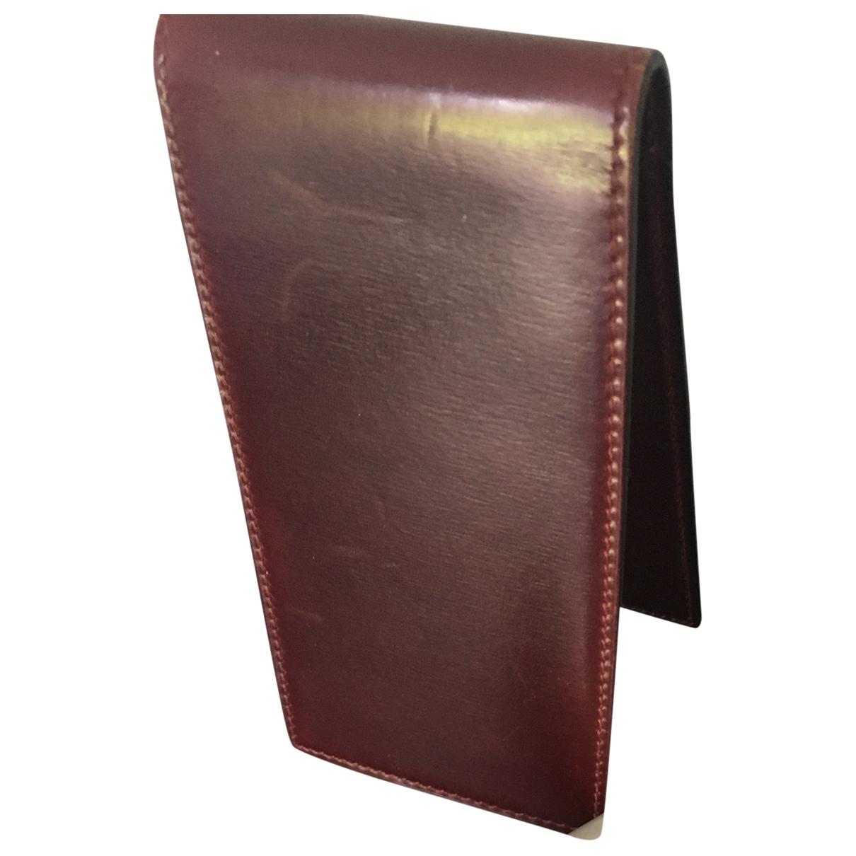 Cuaderno de Cuero Hermes