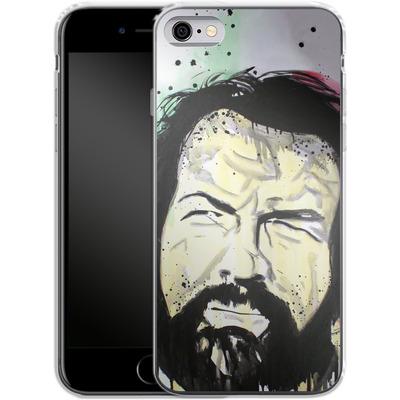 Apple iPhone 6s Silikon Handyhuelle - Spencer von Federica Masini