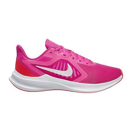 Nike Downshifter 10 Womens Running Shoes, 9 Medium, Pink