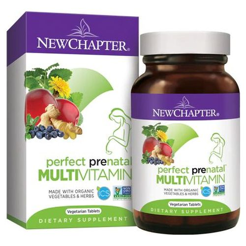 Perfect Prenatal 48 tabs by New Chapter