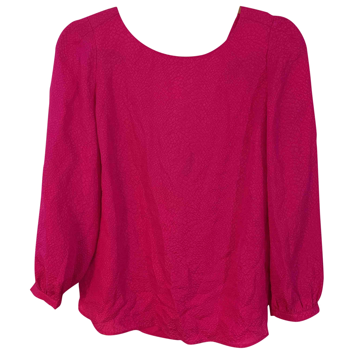 See By Chloé \N Pink Silk  top for Women 42 IT