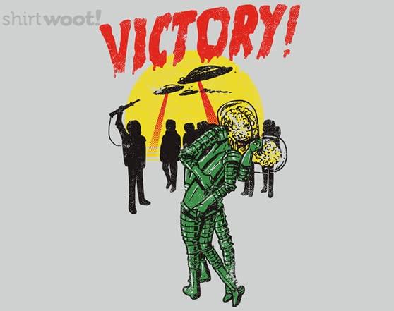Victory! T Shirt