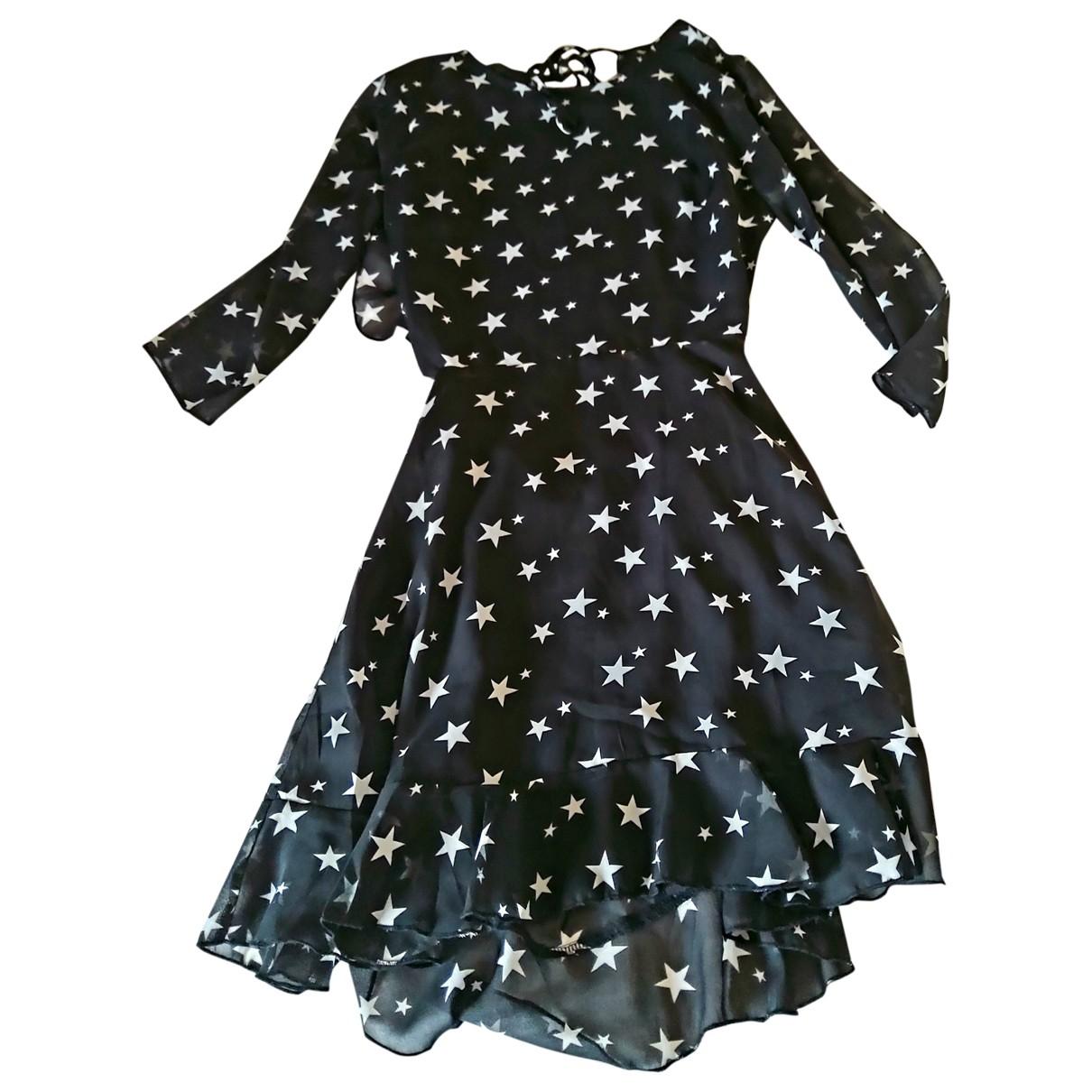 Nasty Gal \N Kleid in  Schwarz Synthetik