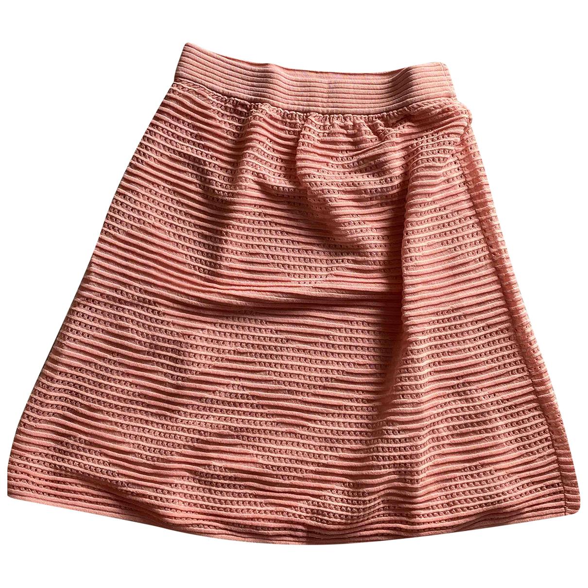 M Missoni - Jupe   pour femme - rose