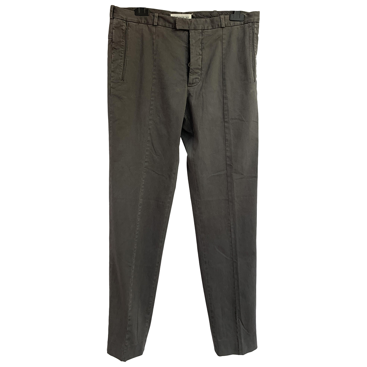Pantalones en Algodon Maison Martin Margiela