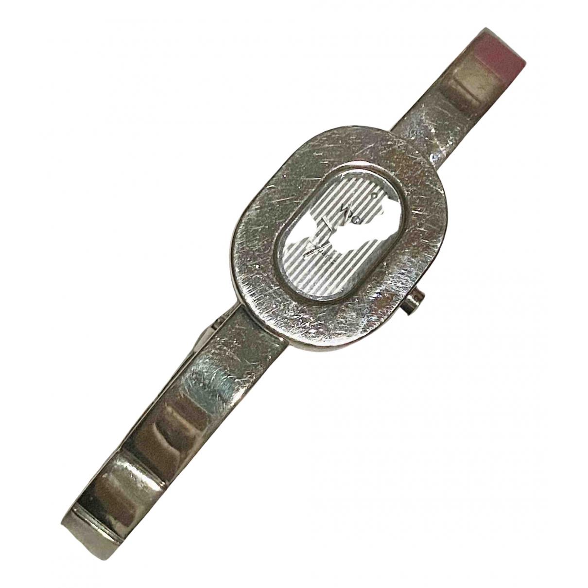 Vogue N Silver Steel watch for Women N