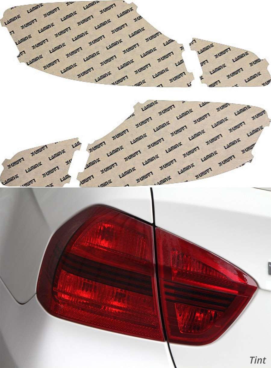 Infiniti G37 Sedan 10-15 Tint Tail Light Covers Lamin-X I214T