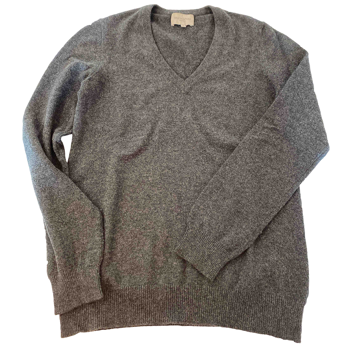 Eric Bompard N Anthracite Cashmere Knitwear for Women M International