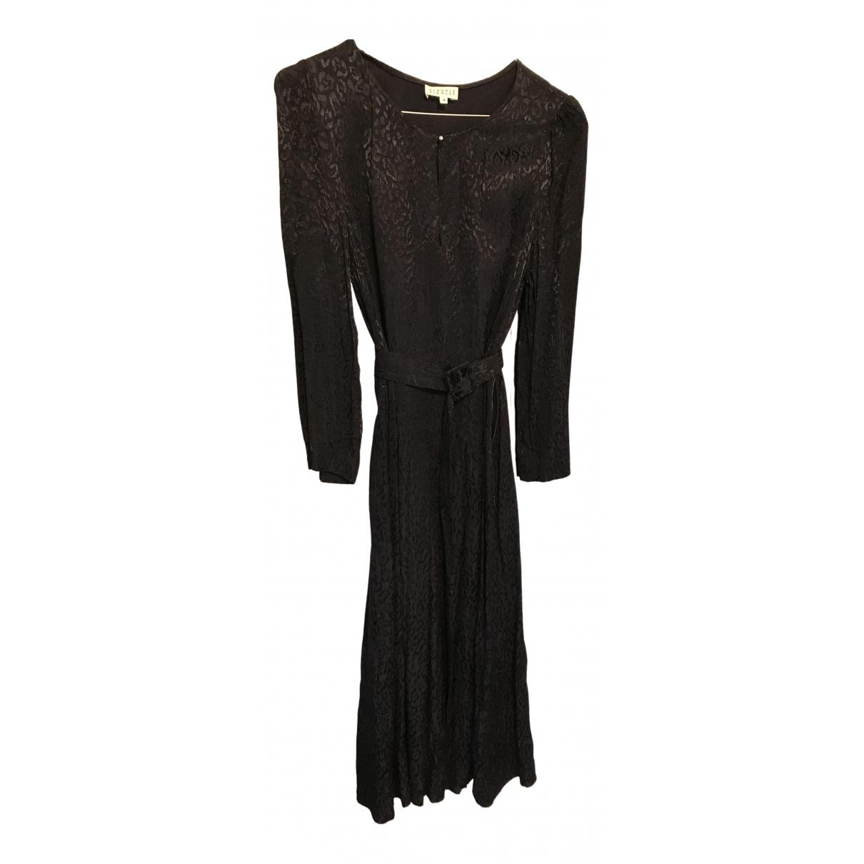 Claudie Pierlot N Navy dress for Women 38 FR