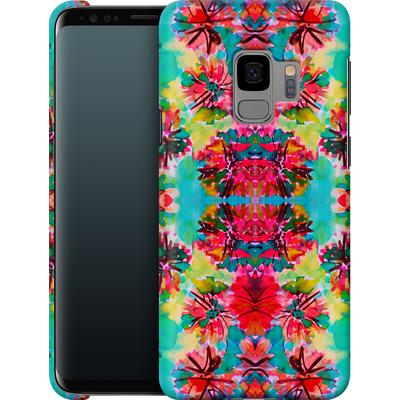 Samsung Galaxy S9 Smartphone Huelle - Tropical Floral von Amy Sia