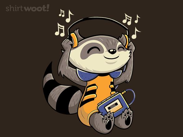 Rocket Rhythm T Shirt
