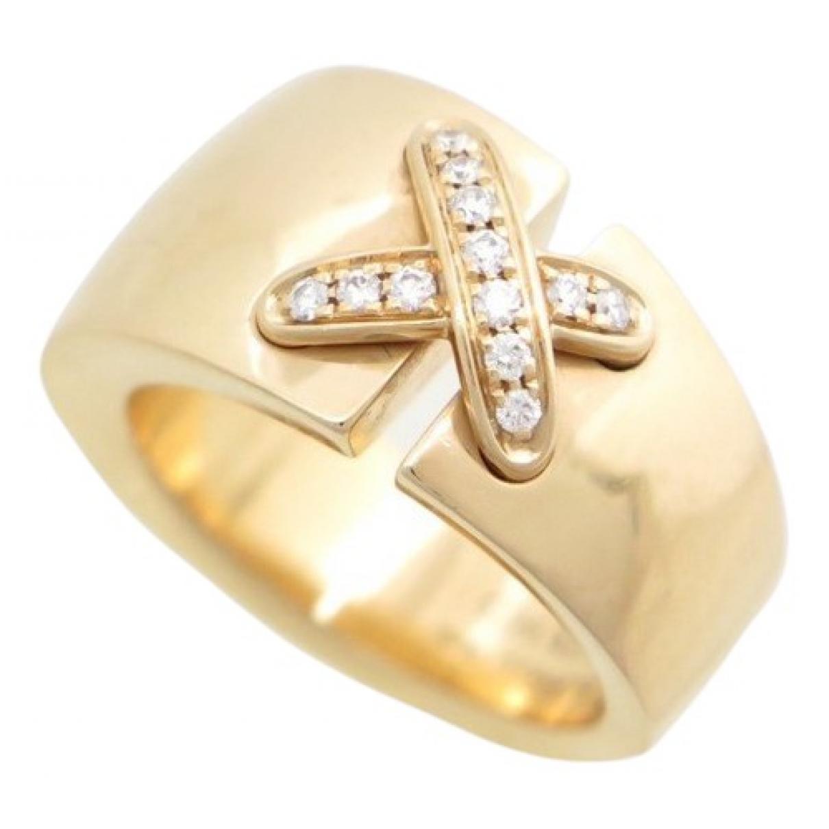 Chaumet - Bague Liens pour femme en or rose - dore