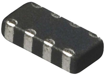 Murata Ferrite Bead (Chip Ferrite Bead), 2 x 1 x 0.5mm (0804 (2010M)), 120Ω impedance at 100 MHz (10)