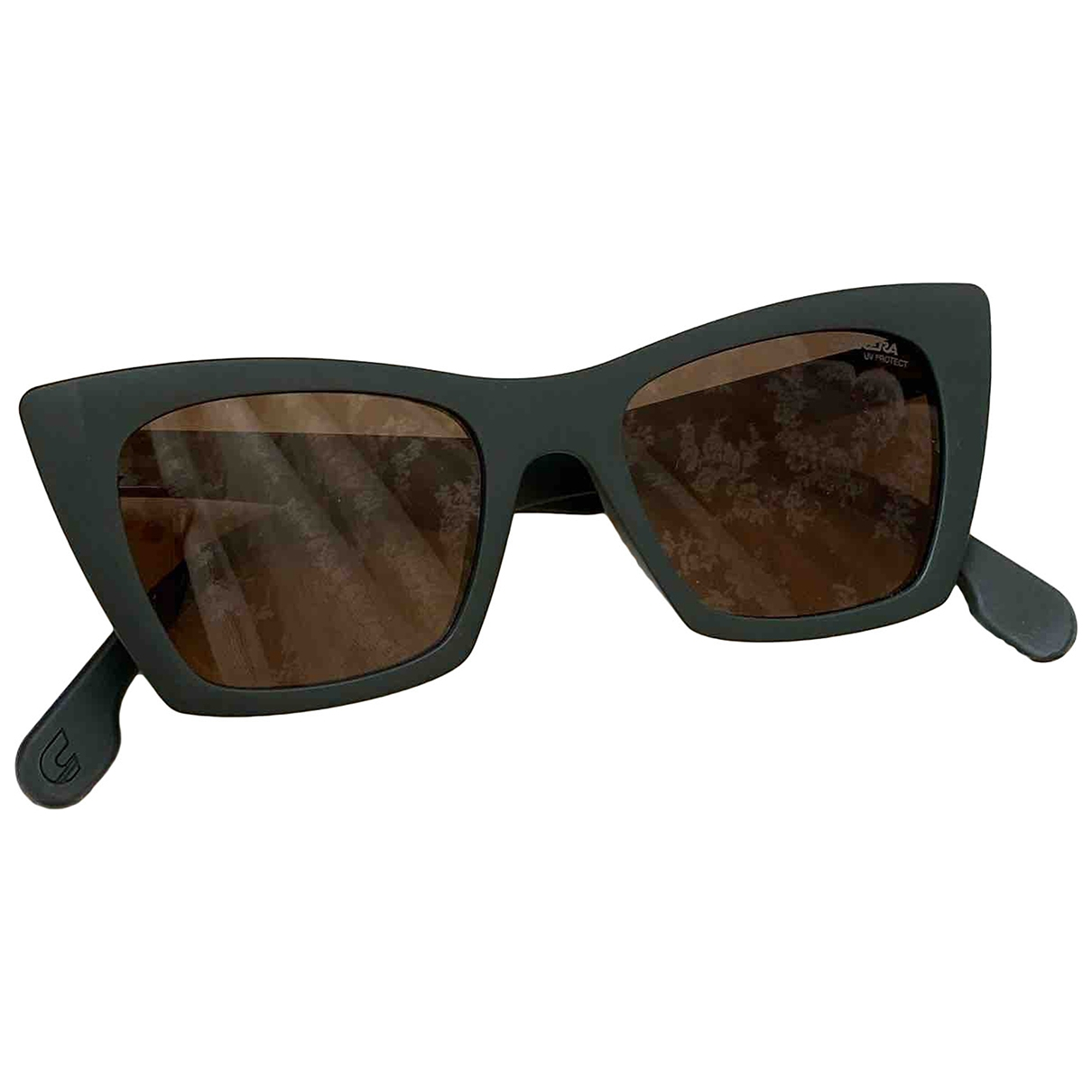 Carrera \N Green Sunglasses for Women \N