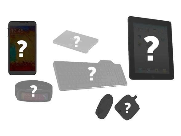 Clear The Shelf: $14 Mystery Electronic Item