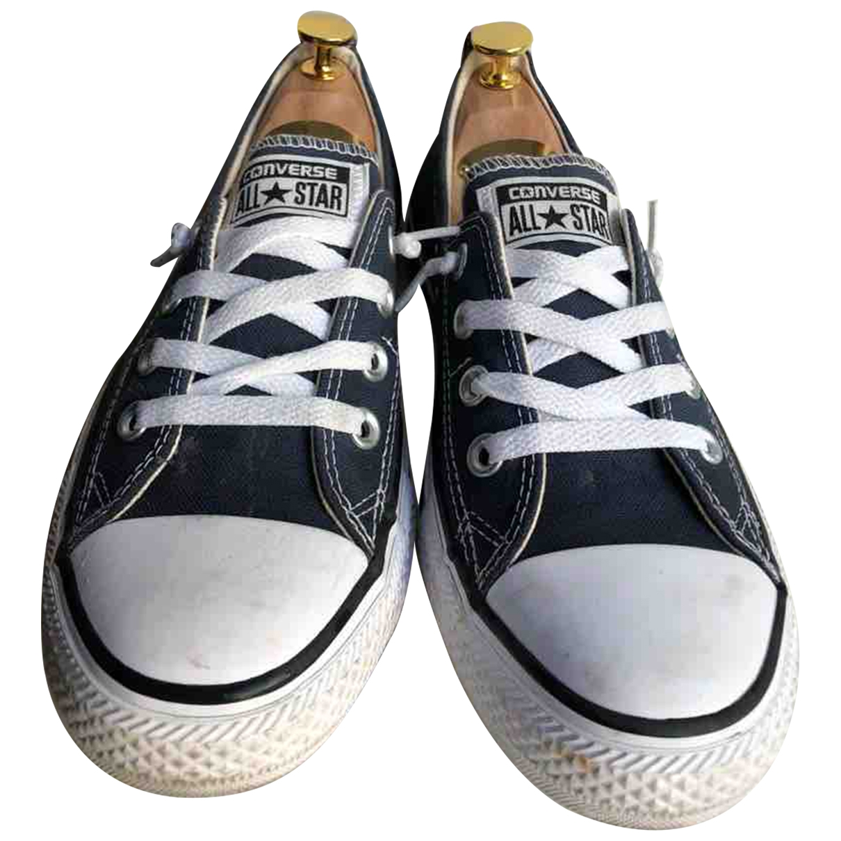 Converse \N Blue Cloth Trainers for Men 39.5 EU