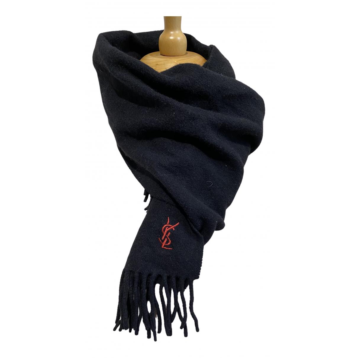 Pañuelo / bufanda de Lana Yves Saint Laurent