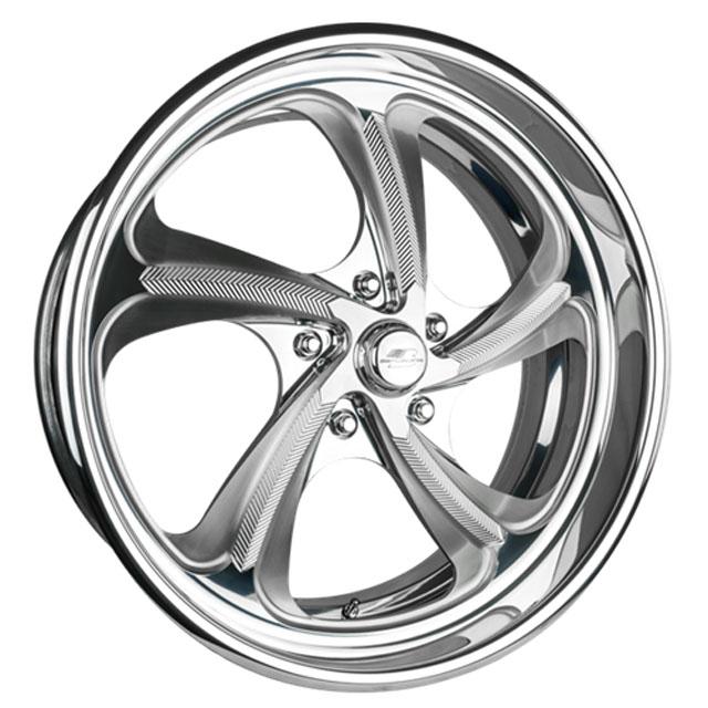 Billet Specialties SLG25790Custom Diamond Back Wheel 17x9