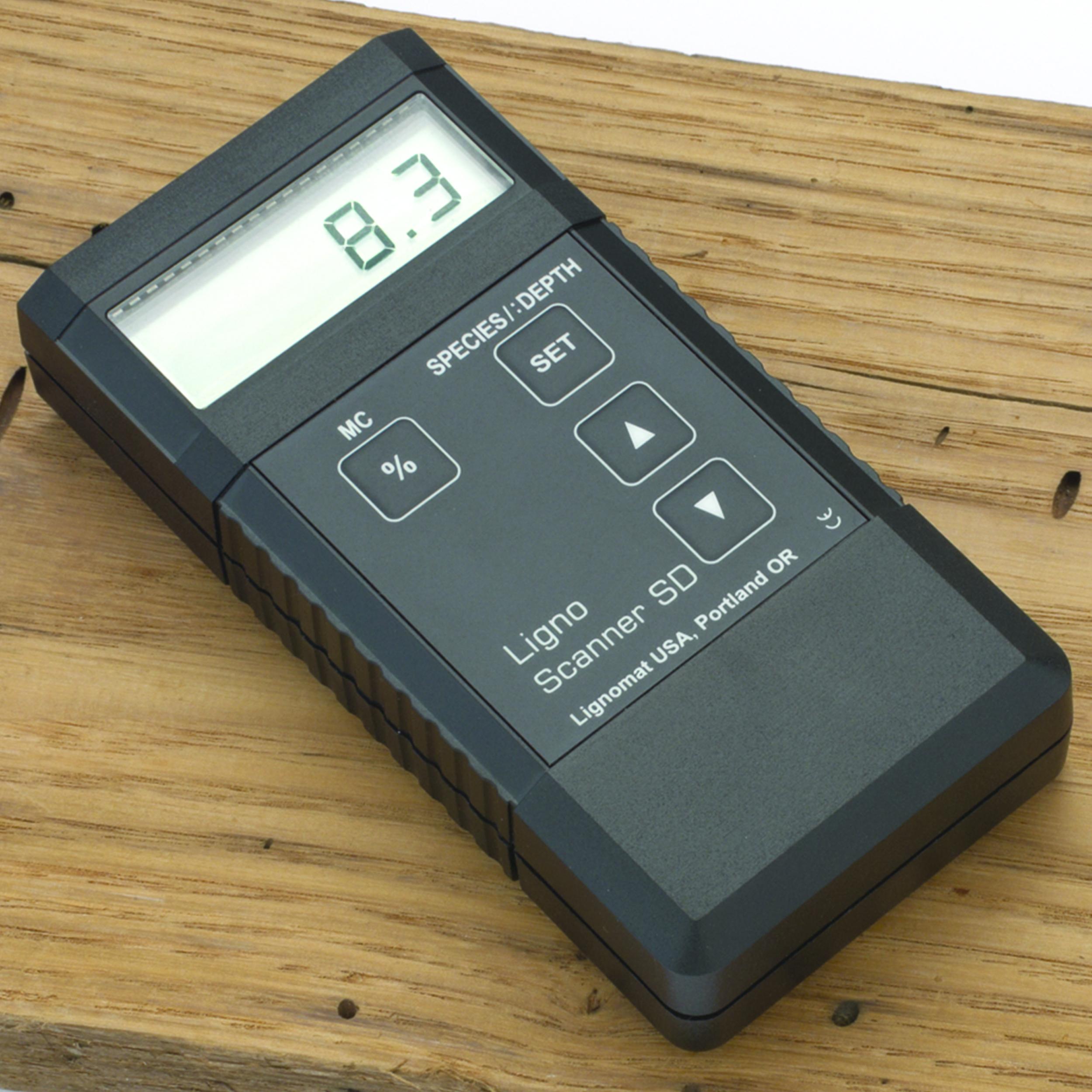 Scanner SD Moisture Meter