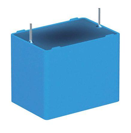 EPCOS 33nF Polypropylene Capacitor PP 1.25 kV ac, 500 V dc ±5% Tolerance Through Hole B32652 Series (500)