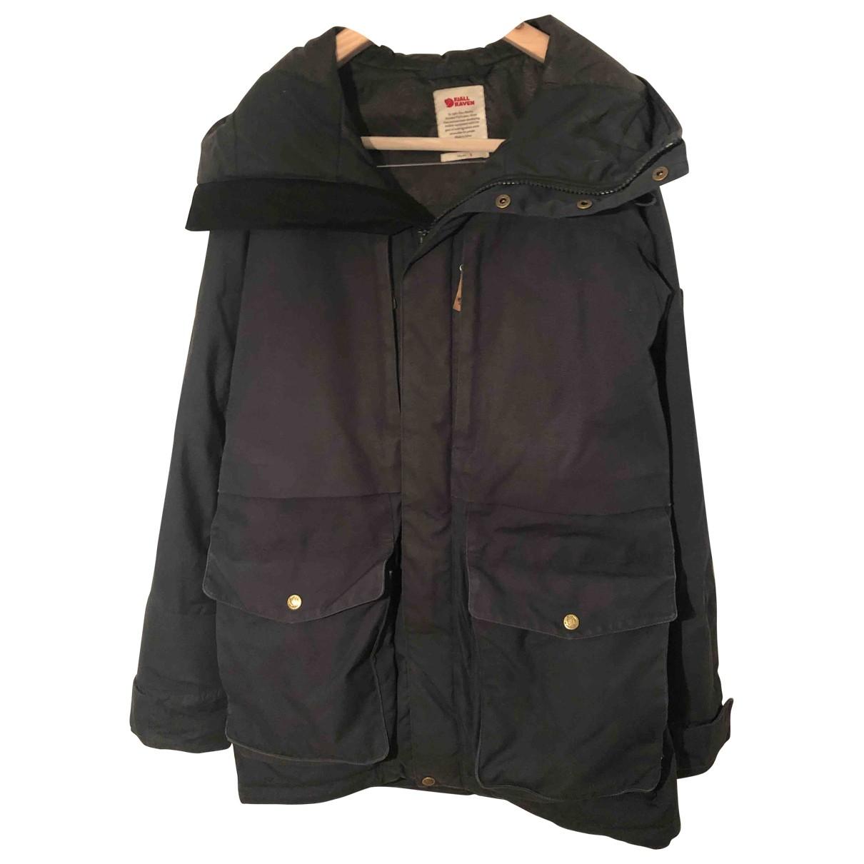 Fjallraeven - Manteau   pour homme - bleu