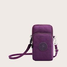 Minimalistische Handy Tasche
