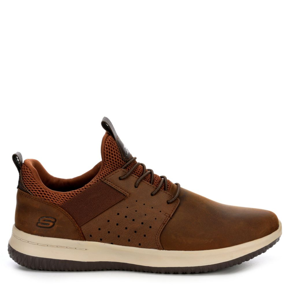 Skechers Street Mens Delson-Axton Shoes Sneakers