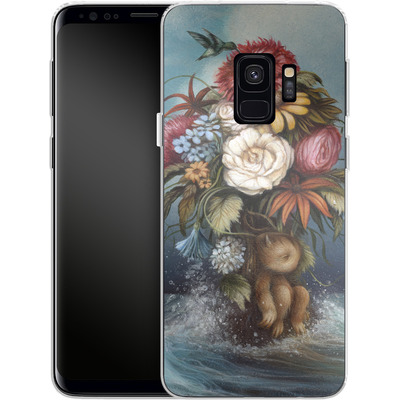 Samsung Galaxy S9 Silikon Handyhuelle - Hopeless Romantic von Dan May