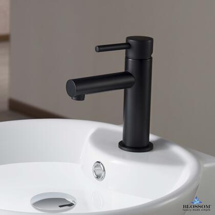 F01 116 04 Single Handle Lavatory Faucet - Matte