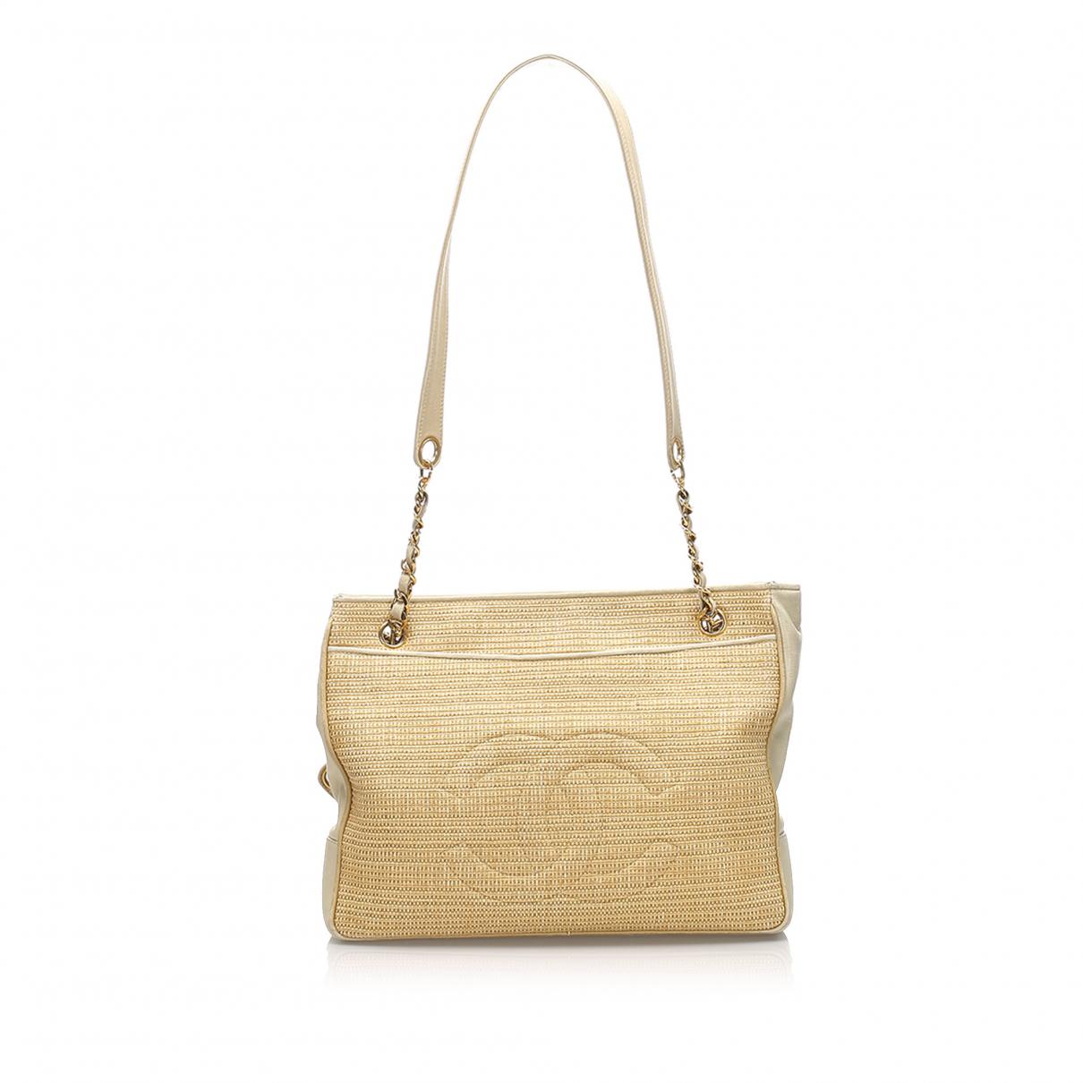 Chanel N Brown Leather handbag for Women N