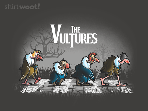 The Vultures T Shirt