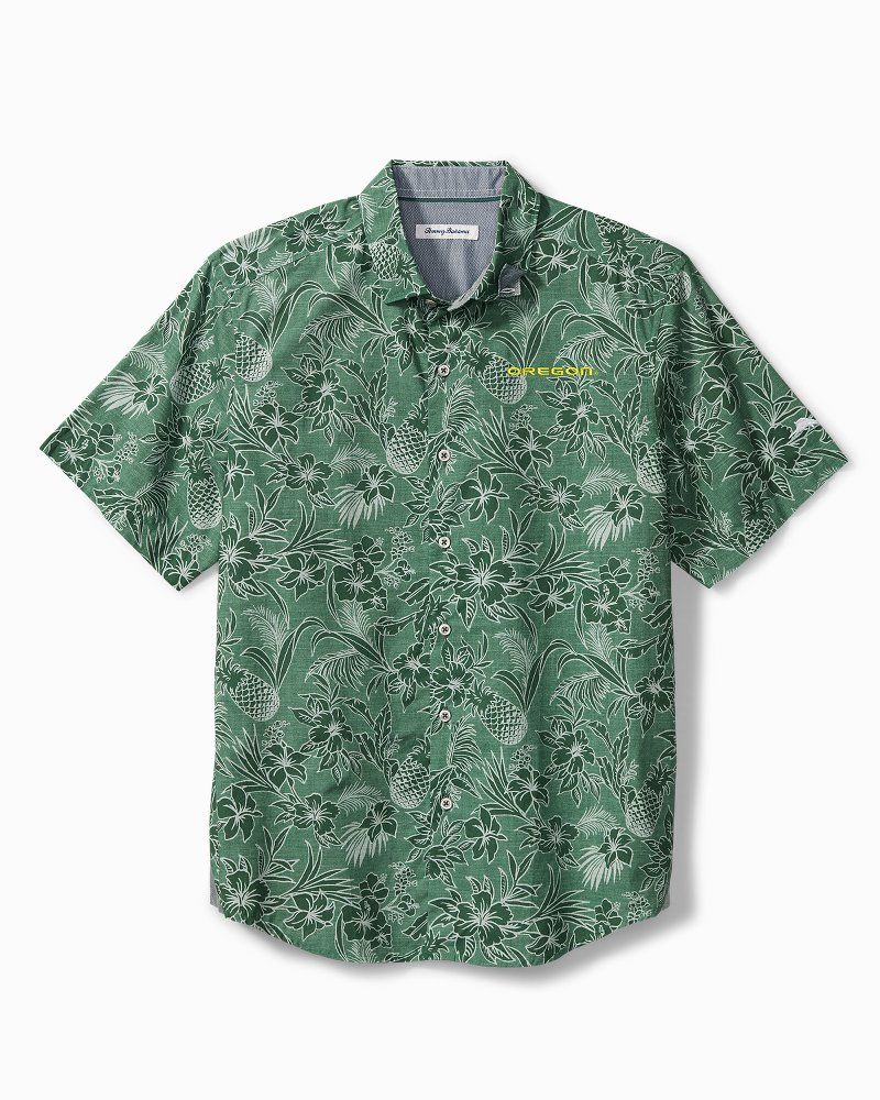 Collegiate Tiki Luau Camp Shirt