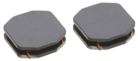TDK , VLS-E, 4 x 4 Shielded Wire-wound SMD Inductor with a Ferrite Core, 2.2 μH ±20% Wire-Wound 2.2A Idc (5)