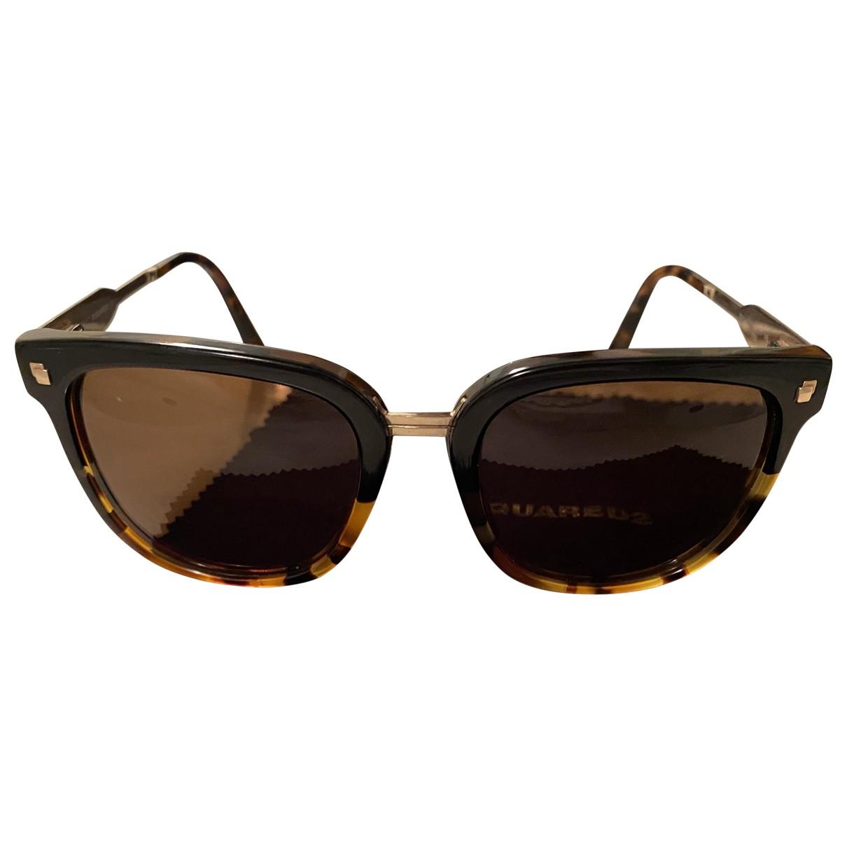 Dsquared2 \N Multicolour Sunglasses for Women \N