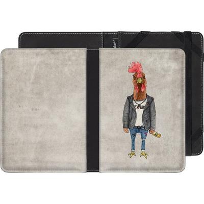 tolino page eBook Reader Huelle - Punk Rooster von Barruf