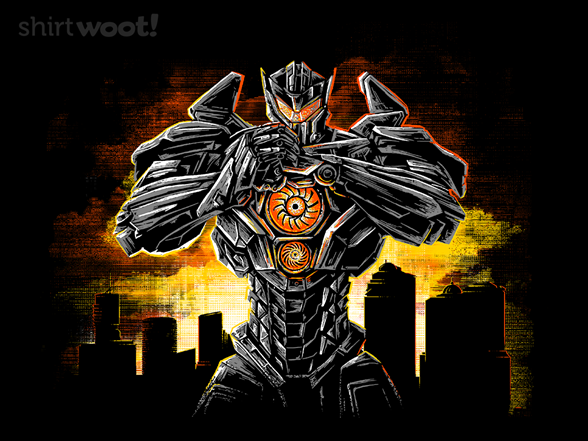Steel Giant T Shirt