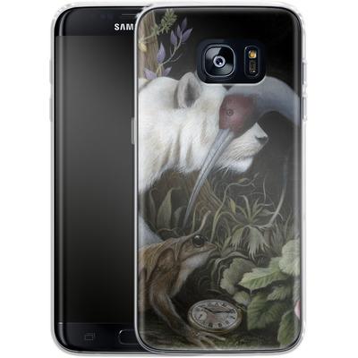 Samsung Galaxy S7 Edge Silikon Handyhuelle - The Reclamation von Dan May