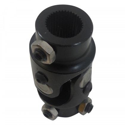 Racing Power Company R5586 U Joint Steering Column  - Black