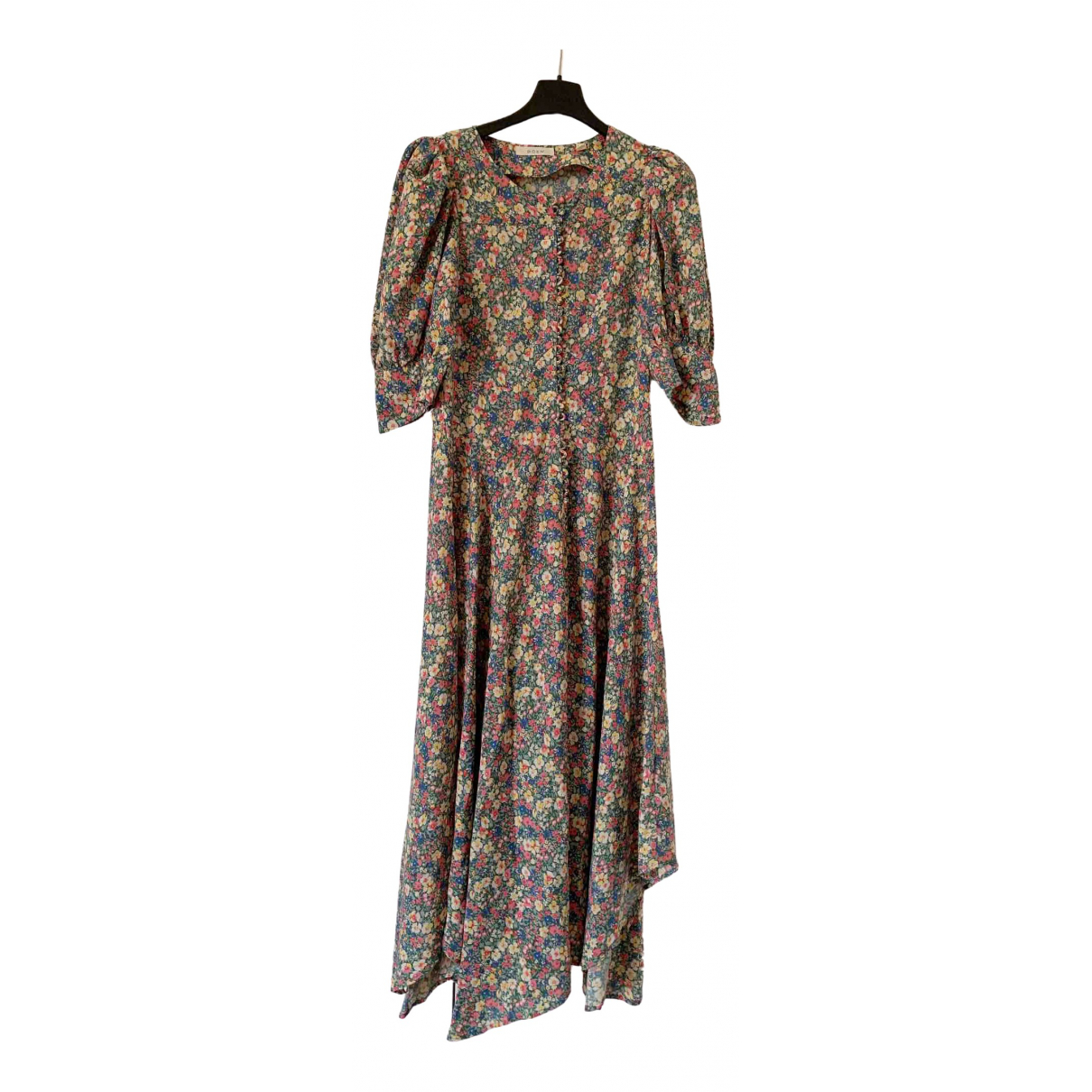 Dôen \N Multicolour Silk dress for Women S International
