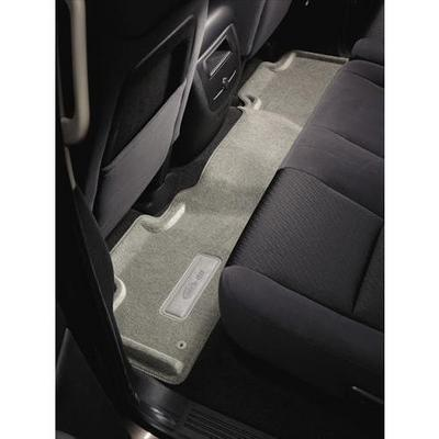 Nifty Catch-All Premium Rear Floor Mat,2nd and 3rd Row (Gray) - 651969