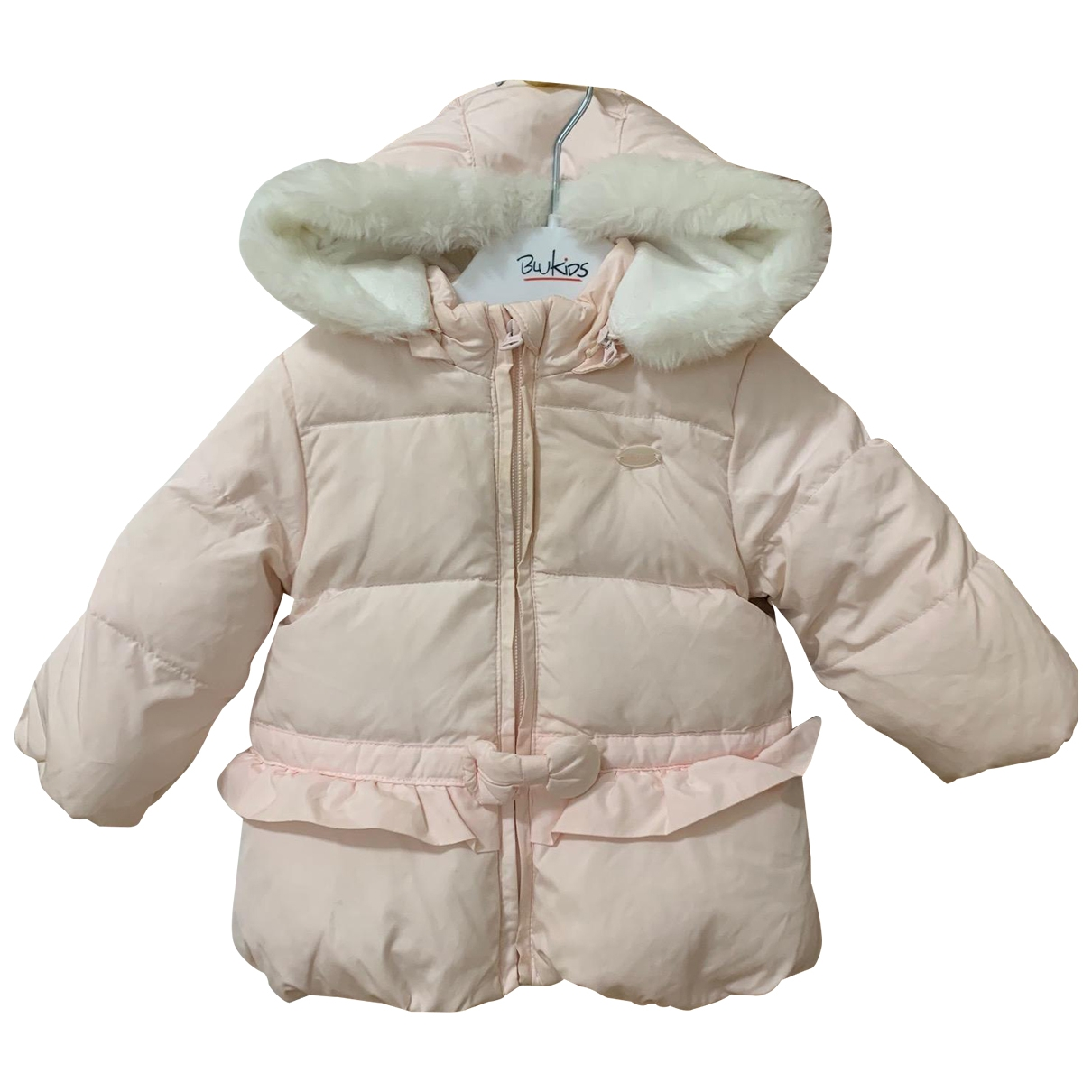 Non Signé / Unsigned \N Pink jacket & coat for Kids 9 months - until 28 inches UK