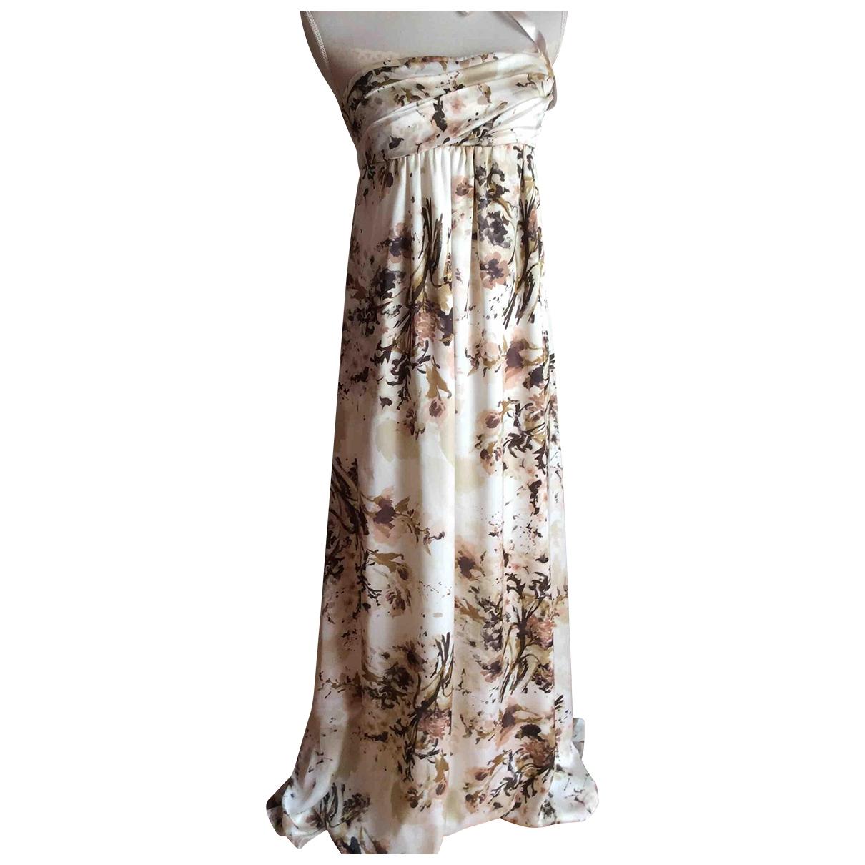 Mango \N Multicolour Cotton dress for Women S International