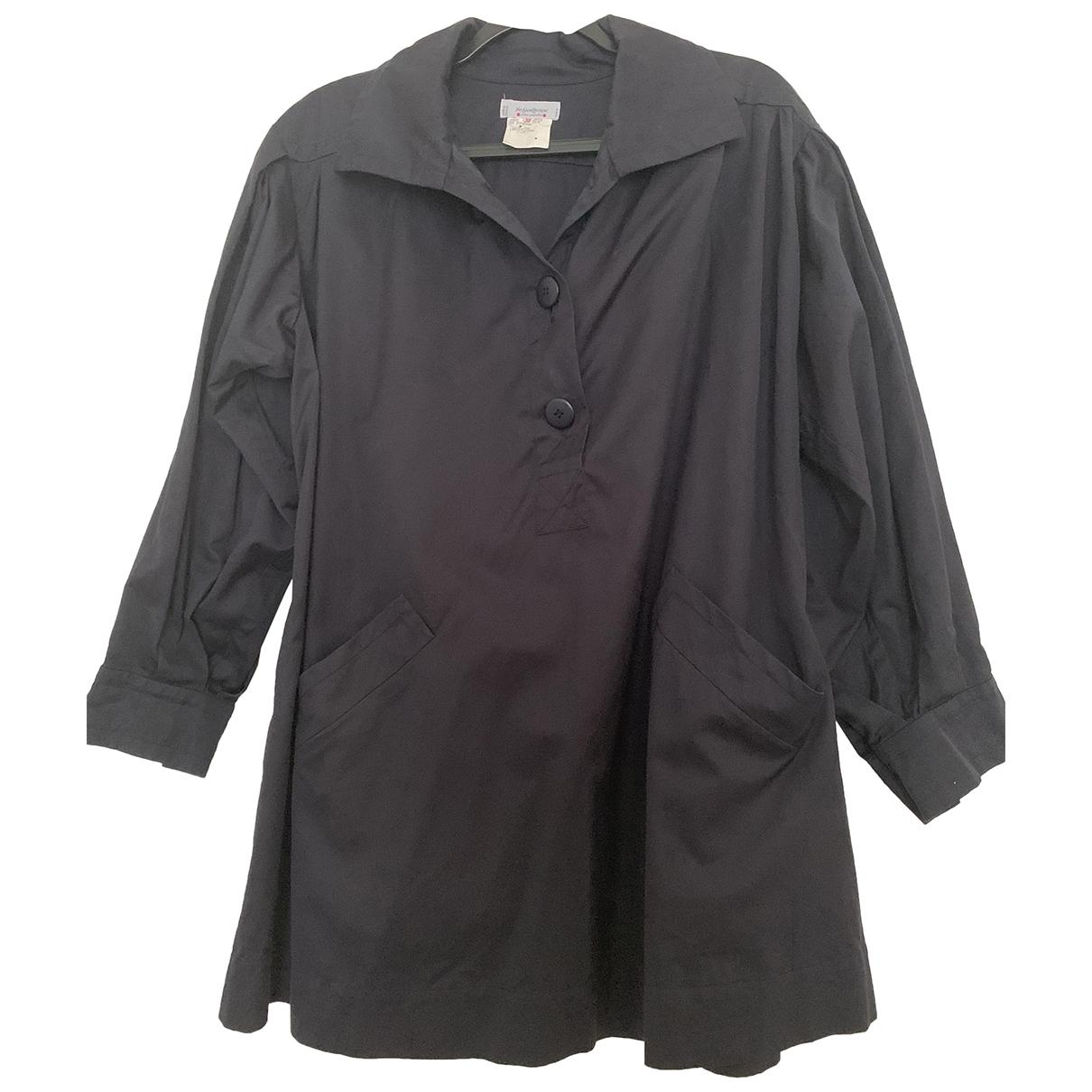 Mini vestido Yves Saint Laurent