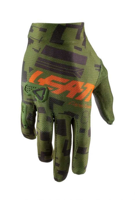 Leatt 6020003303 Forest DBX 2.0 X-Flow Glove X-Large